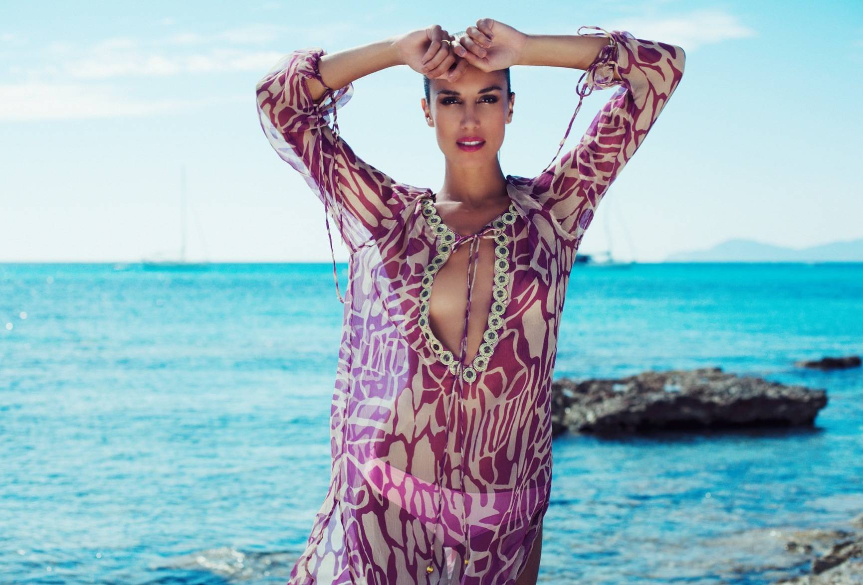 Welcome to Aquamarine Ibiza Kaftans